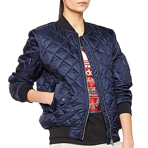 adidas quilted jacket - 1