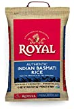 Royal White Basmati Rice, 10 Pound