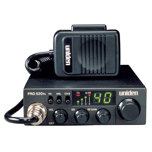 Uniden PRO520XL Compact Professional Mobile CB Radio With 7W Audio Output