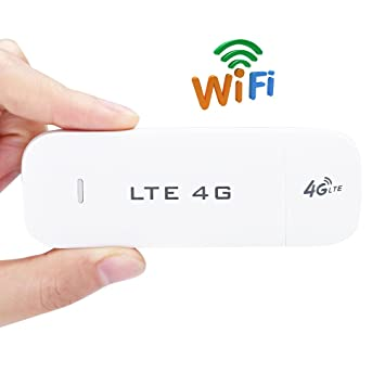 Portable 3G 4G USB WiFi Dongle 100Mbps Pocket 4G LTE WiFi Router