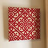 Fabric Wall Art & Memo Pin Board