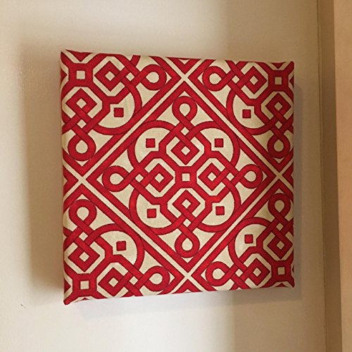 Fabric Wall Art & Memo Pin Board by Style Mamas