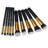 CoKate-10PCSSet-Pro-Cosmetic-Makeup-Brush-Brushes-Set-Foundation-Powder-Eyeshadow