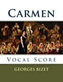 img - for Carmen: Vocal Score book / textbook / text book