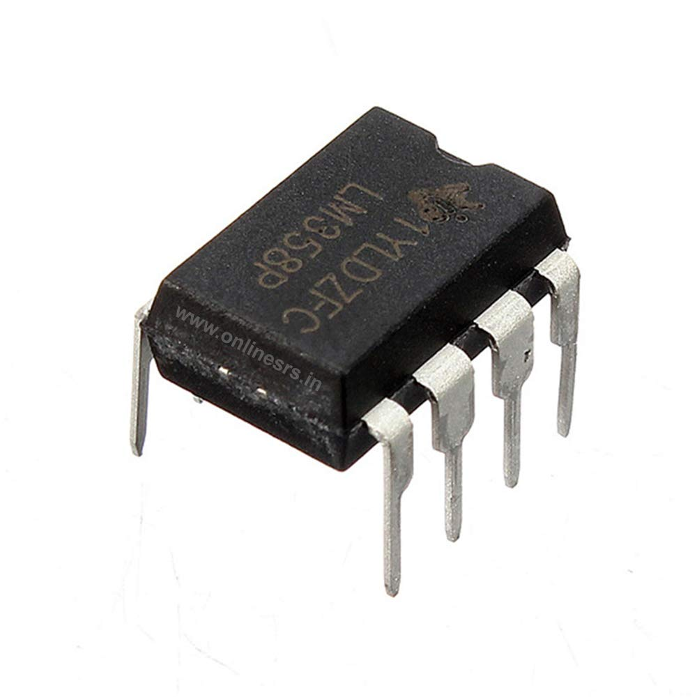 LM358P LM358N LM358 DIP-8 Operational Amplifiers IC 8 Pin