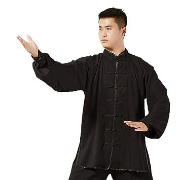 fwadu Tai Chi Uniforme Mujer Transpirable Hombre Tai Chi ...