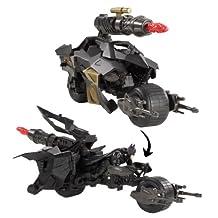 Batman The Dark Knight Rises QuickTek Attack Armor Bat-Pod