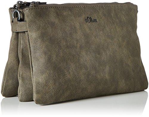 s.Oliver (Bags) - 39.710.94.6034, Borse a tracolla Donna Marrone (Sepia)