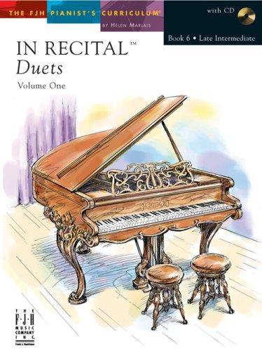 In Recital Duets, Volume One, Book 6