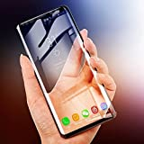 Shopure Full Body Coverage Edge-to-Edge Anti-Glare Tempered Glass with Installation Kit for Samsung Galaxy S9