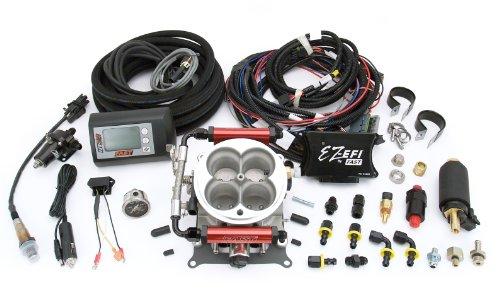 FAST 30226-KIT EZ-EFI Self Tuning Fuel Injection Base Kit