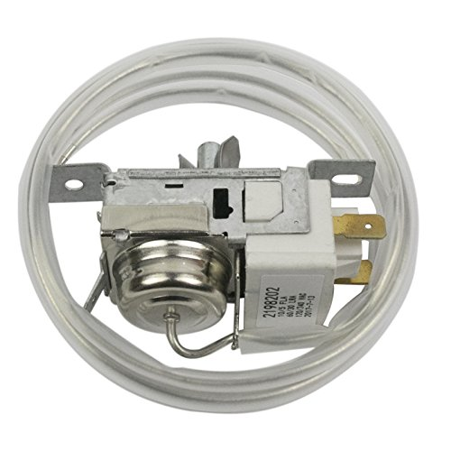 Cold Control Thermostat - NEW REFRIGERATOR COLD CONTROL THERMOSTAT FOR WHIRLPOOL KENMORE ROPER 2198202