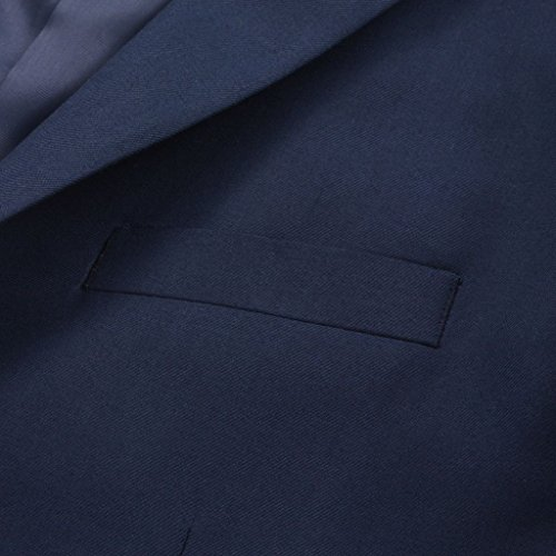 Taglia Marino Blu Giacca 48 Comodo Da Fzyhfa Uomo wn6zqI7xg