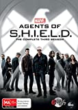 Marvels Agents of SHIELD Season 3 | 6 Discs | NON-USA Format | PAL | Region 4 Import - Australia