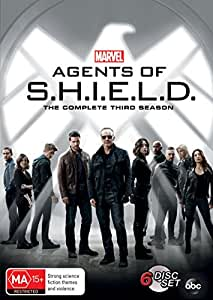Agents Of Shield Amazon Prime