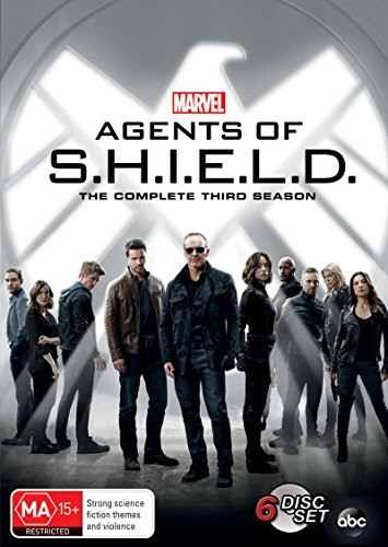 Marvel's Agents of SHIELD Season 3   6 Discs   NON-USA Format   PAL   Region 4 Import - Australia by Unbranded