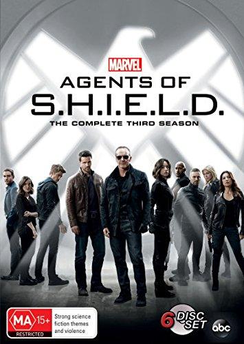 Marvel's Agents of SHIELD Season 3 | 6 Discs | NON-USA Format | PAL | Region 4 Import - Australia
