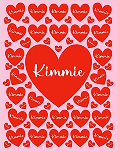 All Events Customized Name Gift for Kimmie