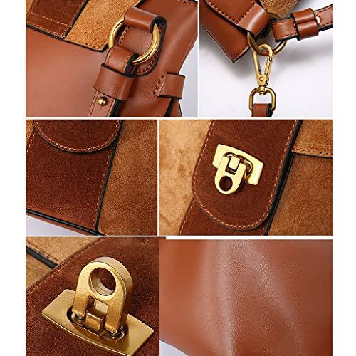 Sac Boucle Bag pour Messenger Scrub épaule PU Multi de Sac à Ladies Bag Sac main use selle Gray Lock femme gxgn0wr