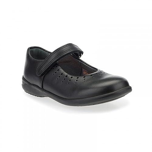 303bc4b4 Zapatos De Colegio Infantil Startrite Mary Jane Girls 11.5 F Negro:  Amazon.es: Zapatos y complementos