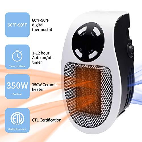 Minetom 350W Space heater