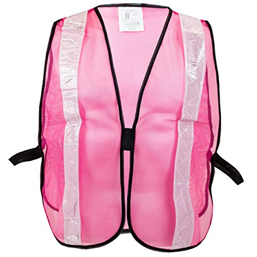 RK Safety Vest with Reflective Stripes