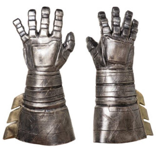 Rubies BvS Armored Batman Adult Gauntlets- at Gotham City Store