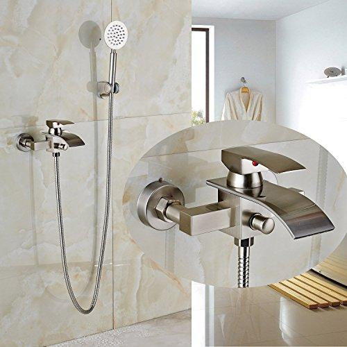 tub faucets wall mounted - 8