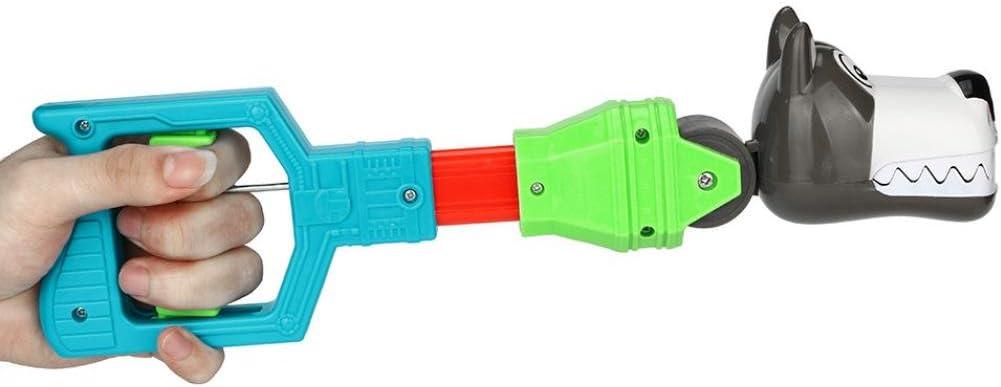 A D Robot Hand Toy Reach Out Robot Arm Pick up Toy Pincker Claw Grabber Novelties Toys Kids Children Claw Robot Mechanical Grabber Toy