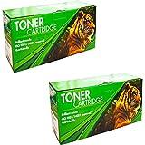 EL TIGRE Toner Generico Samsung 111 Mlt-d111s Compatibl 111s ML2020 M2022 Compatible Nuevo, Calidad ISO 9001, 2 Piezas