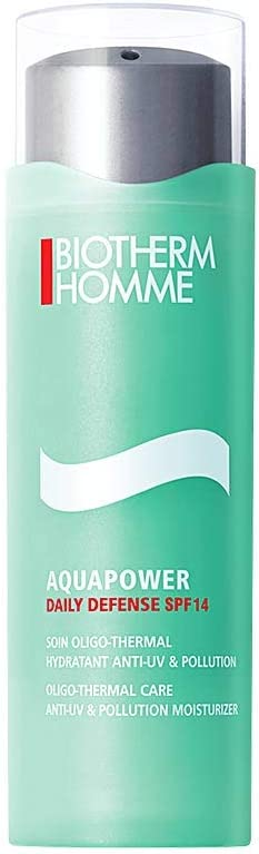Biotherm Homme - AQUAPOWER Daily Defense SPF14 - 75 ml