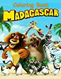 Madagascar: Coloring Book for Kids and Adults, Activity Book, Great Starter Book for Children (Coloring Book for Adults Relaxation and for Kids Ages 4-12)