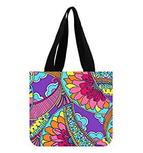 Lilly Pulitzer Quotes Custom canvas Shopping Tote Bag