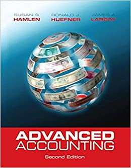 Advanced accounting huefner largay hamlen 9781618530059 amazon advanced accounting huefner largay hamlen 9781618530059 amazon books fandeluxe Gallery