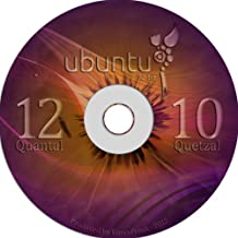 Ubuntu Linux 12.10 Special Edition DVD - Includes both 32-bit and 64-bit Versions - Plus Easy Installation Guide Booklet