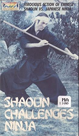 Amazon.com: Shaolin Challenges Ninja: Movies & TV