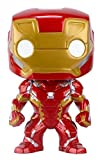 Funko POP Marvel: Captain America 3: Civil War Action Figure - Iron Man