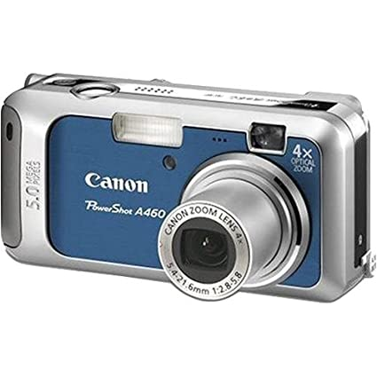 CANON POWERSHOT A460 DIGITAL CAMERA WINDOWS 7 64BIT DRIVER DOWNLOAD