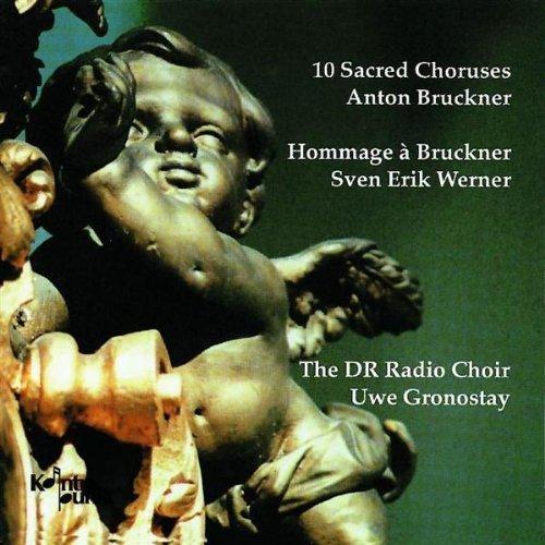 Musique sacrée pour choeur ; Hommage à Bruckner