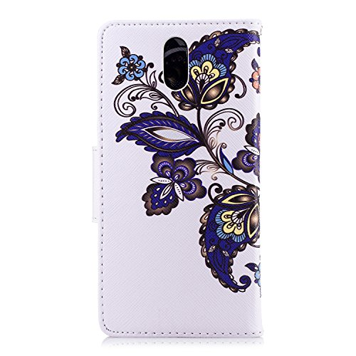 Coque PU Nokia BONROY Housse 3 Cuir 2018 1 Flip dqAdI4wXx