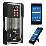 ZTE ZMAX 2 Case, DuroCase ® Kickstand Bumper Case for ZTE ZMAX 2 Z958 / Z955 (Released in 2015) – (Game Controller)