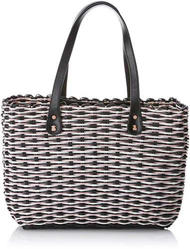 Tous para Totes Varios Milou Bolso cm Negro Colores L x x H W Mujer Rosa 14x26x31 Mediano AxqABr