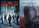 Tom Hardy & Leonardo DiCaprio Double Feature: INCEPTION & THE REVENANT (Christopher Nolan/ Alejandro G. Inarritu)