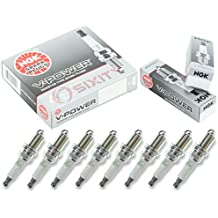 NGK V-Power 8pcs Spark Plugs Lincoln LS 00-06 3.9L V8 Kit Set Tune Up