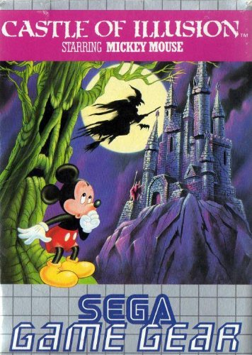 - Castle of Illusion Starring Mickey Mouse (Japan)