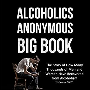 Alcoholics Anonymous Big Book (2nd Edition) Audiobook