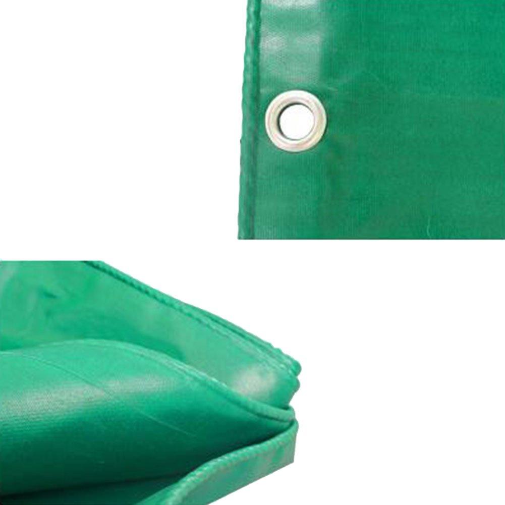 LQQGXL Staubdichtes Autoplanen-korrosionsBesteändiges zerreißendes zerreißendes zerreißendes Verdickung PVC des Plane-Zeltes regendichtes Sonnenschutzmittel, grün Wasserdichte Plane B07J5GXT41 Zeltplanen Eleganter Stil dd897a