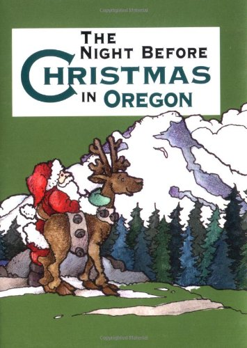 Download The Night Before Christmas in Oregon pdf