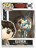 #3: Millie Bobby Brown Eleven Signed Stranger Things Season 2 Pop! Funko #545 JSA