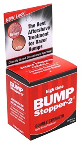 (High Time Bump Stopper-2 0.5 Ounce Double Strength Treatment (14ml) (6 Pack))
